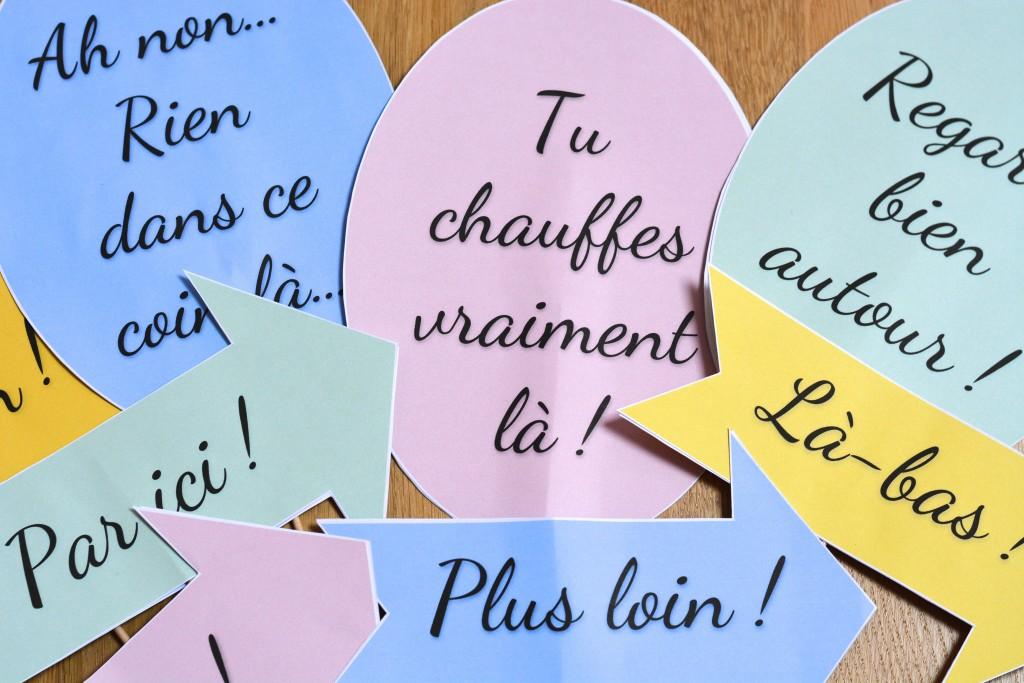 kit chasse aux oeufs 2 printable