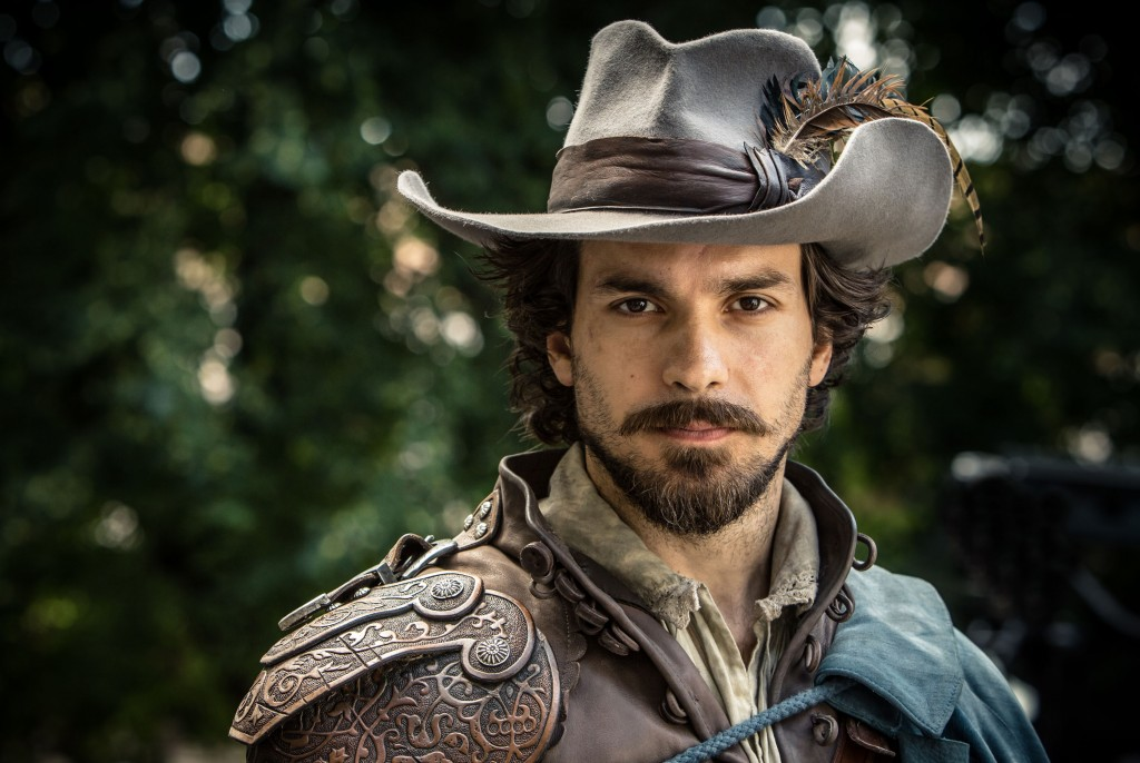 The Musketeers santiago cabrera