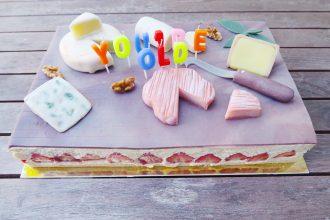 gâteau 40 ans Bogato