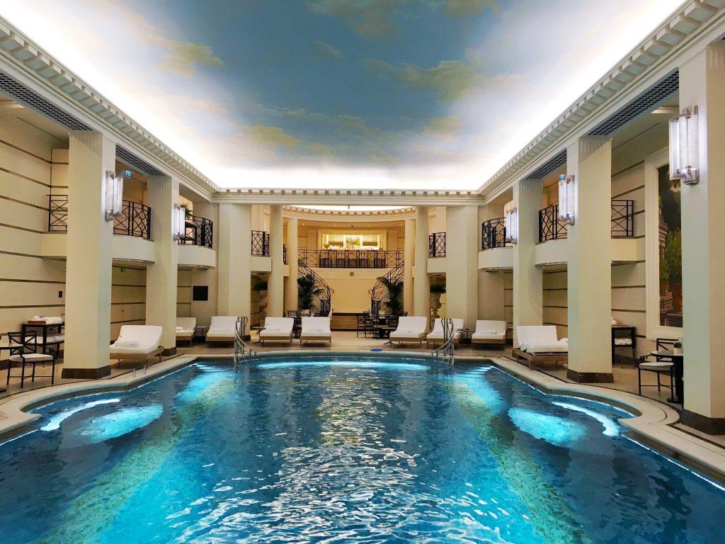 piscine Ritz Club Paris