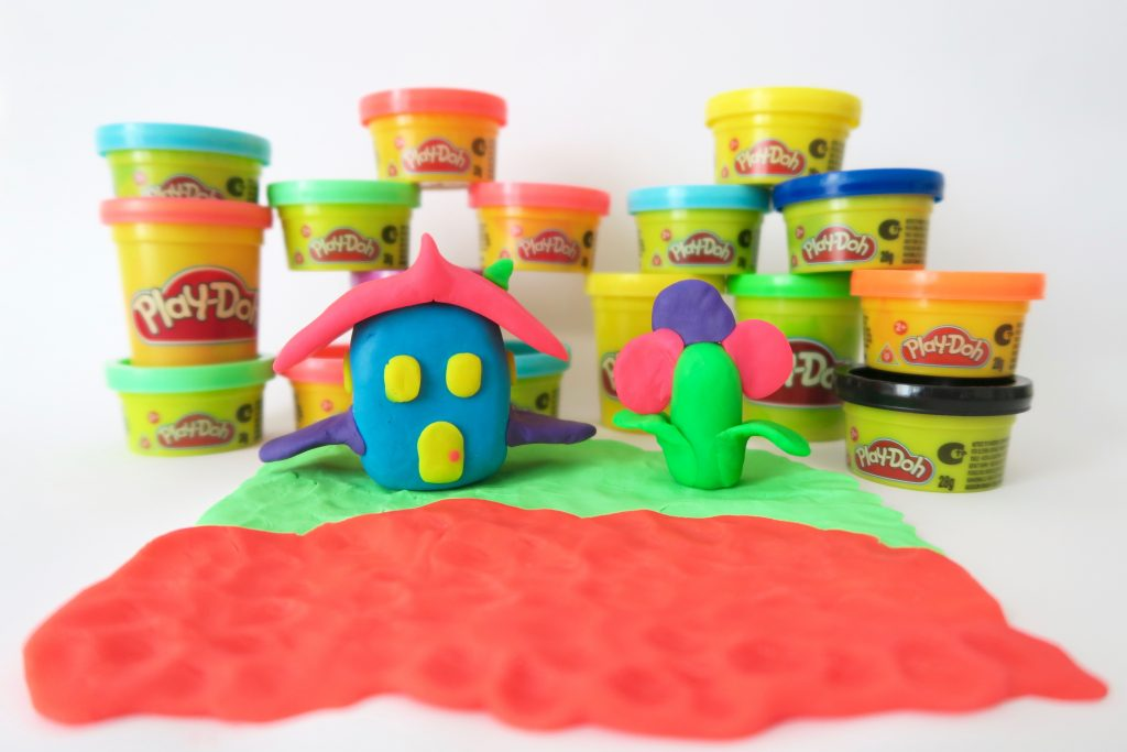 60 ans Play Doh