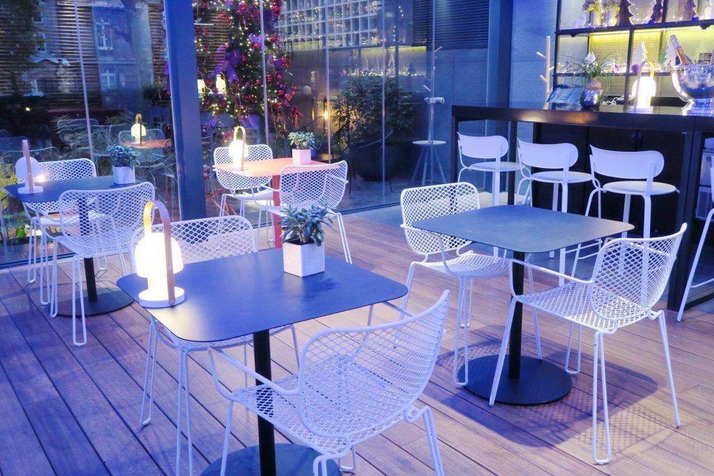 la belle juliette terrasse