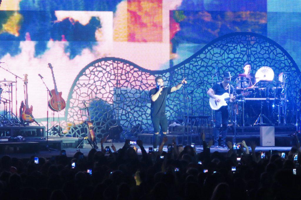 concert Kendji