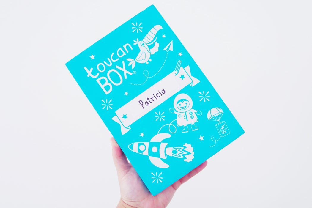 ToucanBox, avis sur cette box créative pour les enfants.