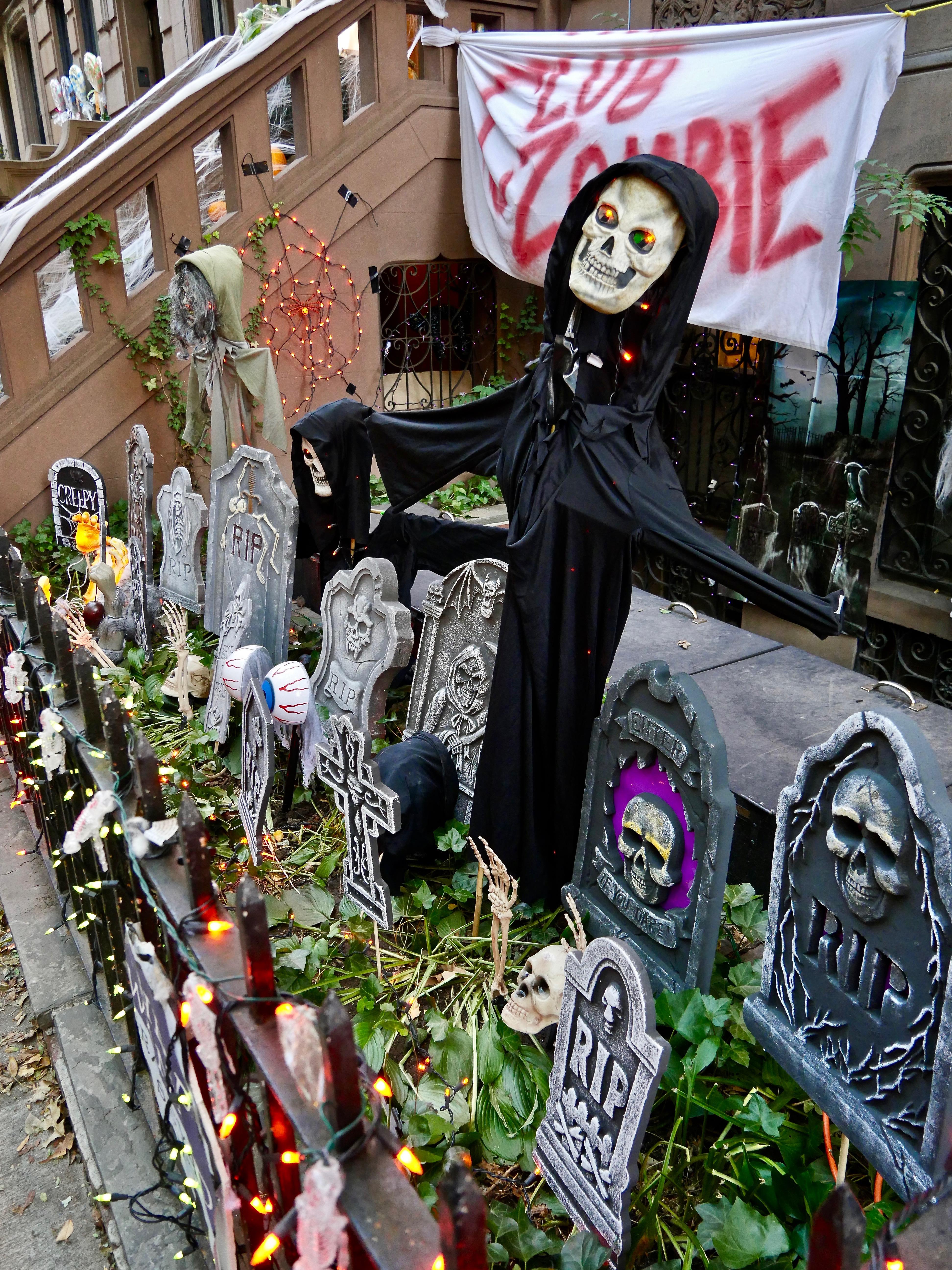Halloween à New York